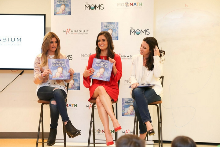 A minute with The MOMS: Danica McKellar