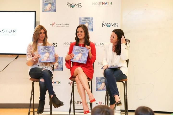 A minute with The MOMS: Danica McKellar