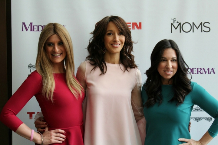 A Minute with The MOMS and Jennifer Beals