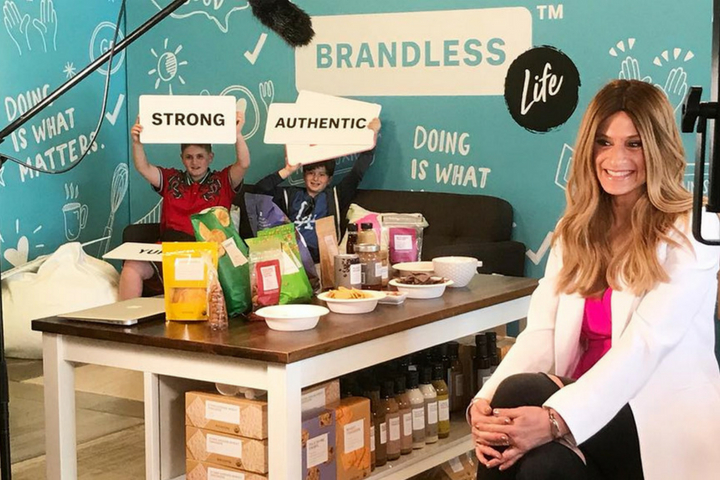 The MOMS and Brandless – Supporting MOM Entrepreneurs