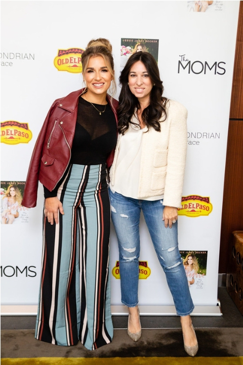 A Minute With The MOMS & Jessie James Decker