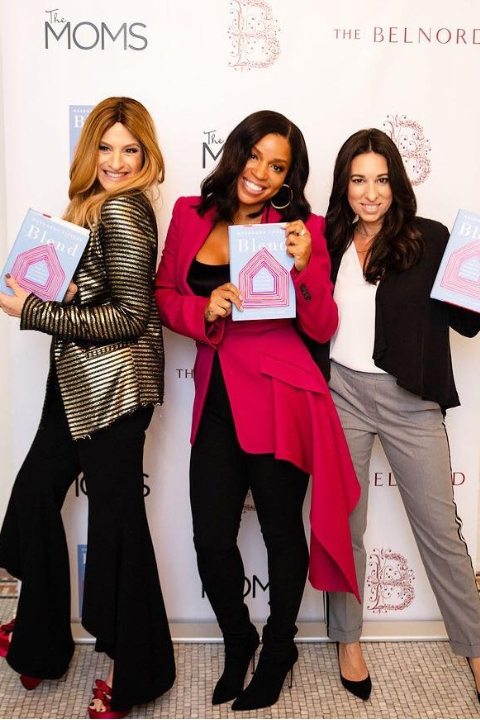 A Minute With THE MOMS & Mashonda Tifrere- Blended
