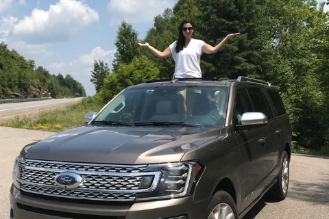 The Great Exploration with The Ford Expedition