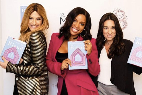 A Minute With THE MOMS & Mashonda Tifrere – Blended
