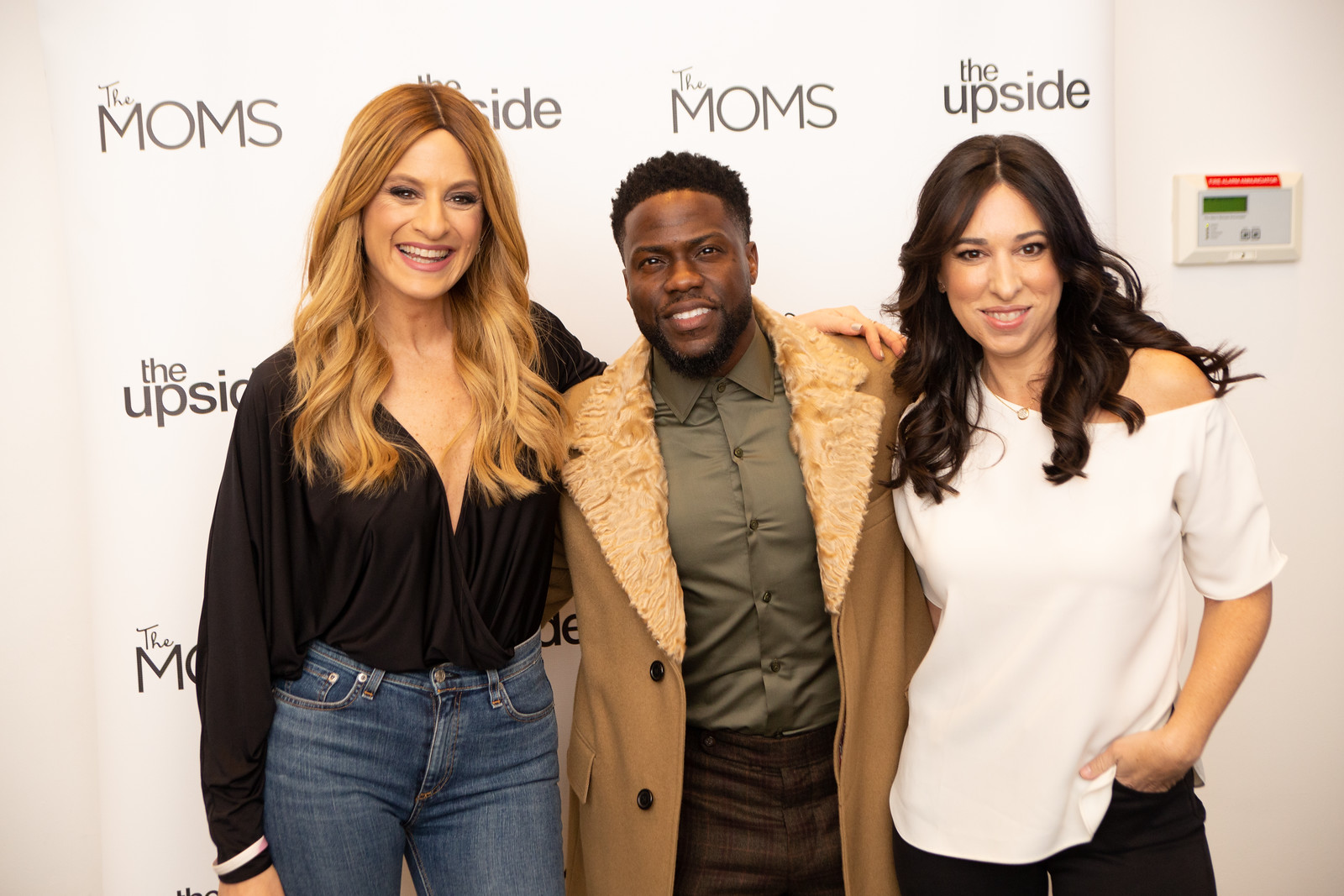 Kevin Hart and The MOMS