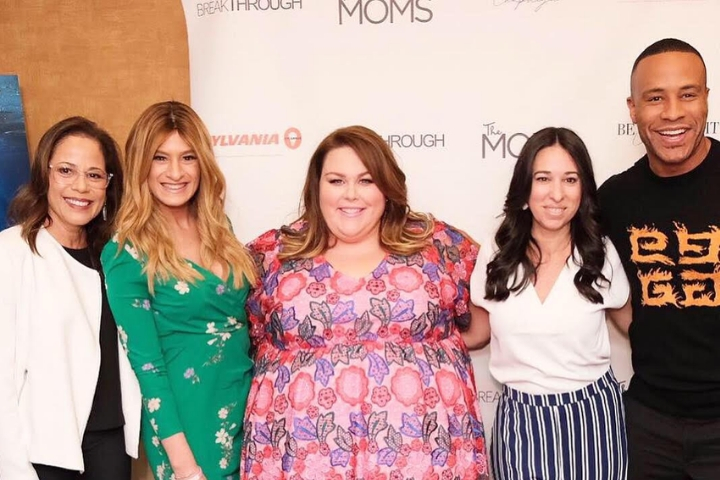 Minute With The MOMS: Chrissy Metz