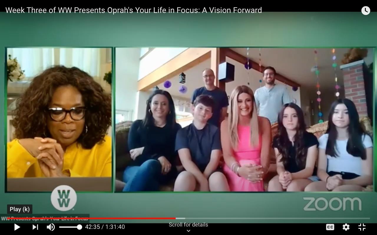 Denise's Oprah Appearance